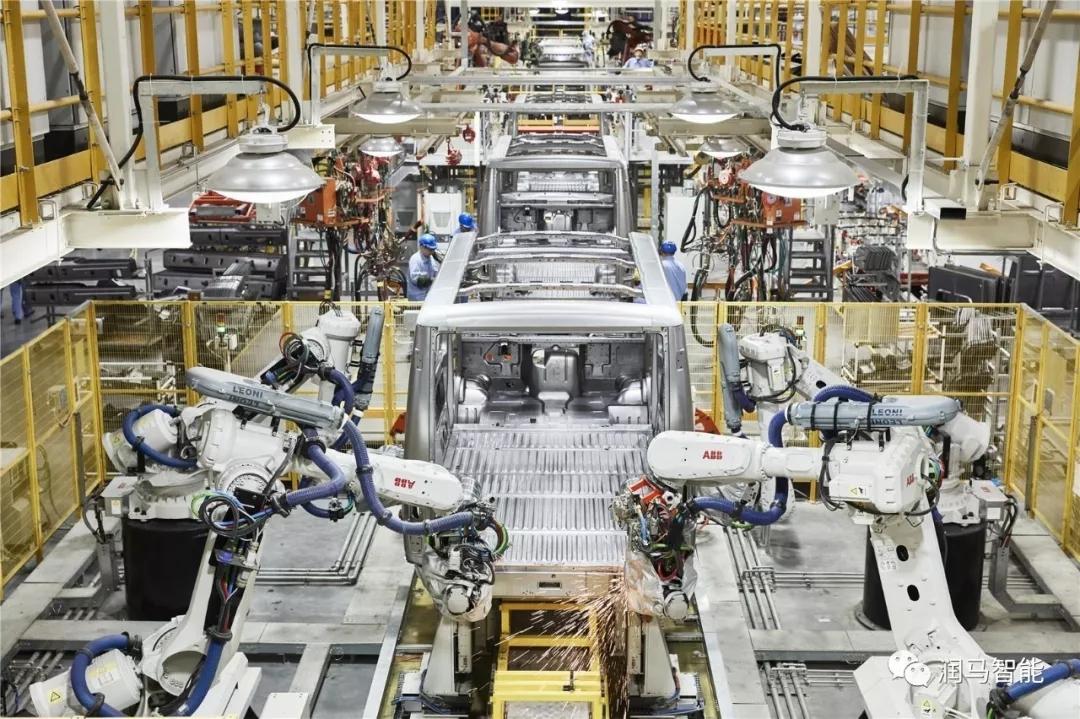 惊艳全球的自动化生产线,你见过几个?
